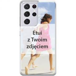 Zaprojektuj Etui na Samsung Galaxy S21 Ultra z Własną Grafiką Custom Case