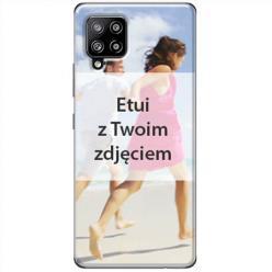 Zaprojektuj Etui na Samsung Galaxy A42 5G z Własną Grafiką Custom Case