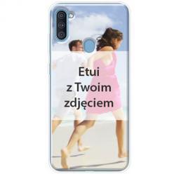 Zaprojektuj Etui na Samsung Galaxy A11 z Własną Grafiką Custom Case