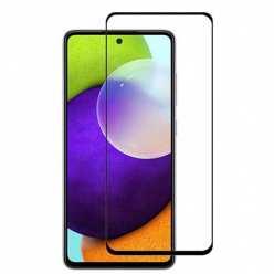 Samsung Galaxy A52 5G Szkło Hartowane 5D Full Glue Szybka - Czarny