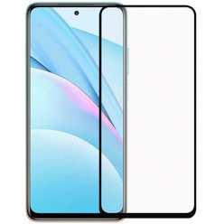 Xiaomi Mi 10T Lite Szkło Hartowane 5D Full Glue Szybka - Czarny