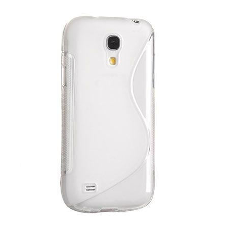 Galaxy s4 mini etui S-line gumowe przezroczyste. PROMOCJA!!!