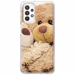 Etui na Samsung Galaxy A32 5G Słodkie pluszaki