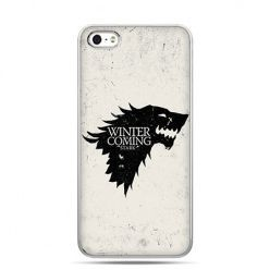 Etui na telefon Gra o Tron Winter is coming czarna