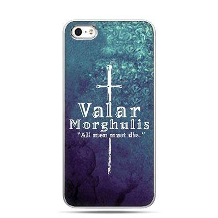 Etui na telefon Gra o Tron Valar morghulis