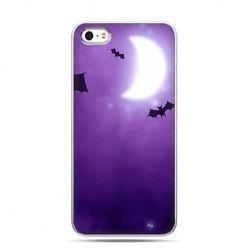 Etui na telefon Halloween nocne nietoperze
