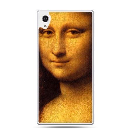 Etui na Xperia M4 Aqua Mona Lisa Da Vinci