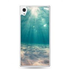 Etui na Xperia M4 Aqua pod wodą