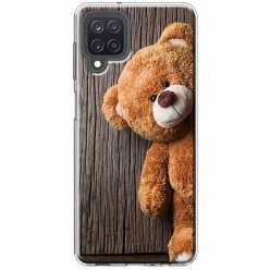 Etui na Samsung Galaxy M12 Misio pluszowy