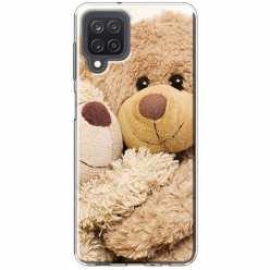Etui na Samsung Galaxy M12 Słodkie pluszaki