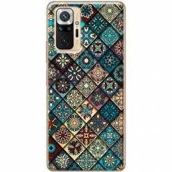 Etui na Xiaomi Redmi Note 10 Pro Damaszkowa mozaika