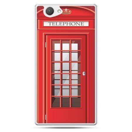 Xperia Z1 compact etui budka telefoniczna