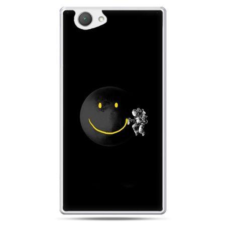 Xperia Z1 compact etui uśmiechnięta planeta