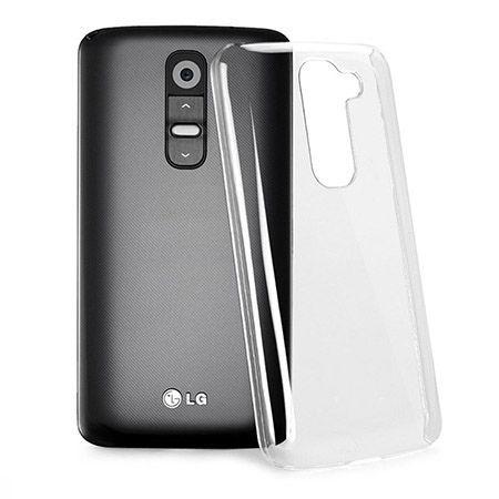 LG G2 silikonowe etui crystal case.