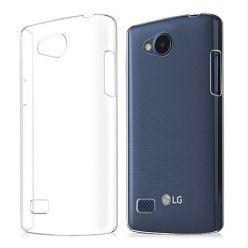 LG Joy H220 silikonowe etui crystal case.