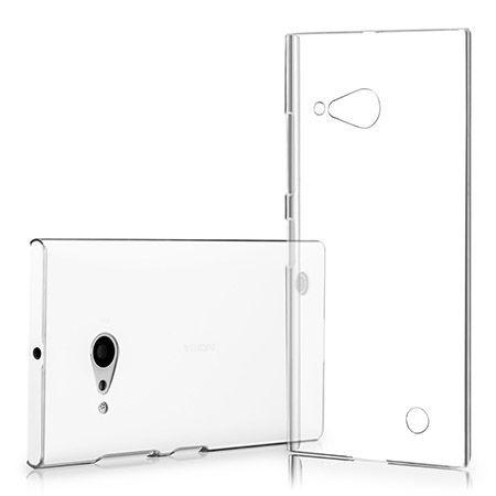 Microsoft Lumia 640 przezroczyste etui crystal case.