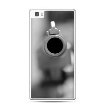 Huawei P8 Lite etui na celowniku