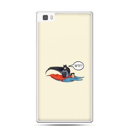 Huawei P8 Lite etui Batman