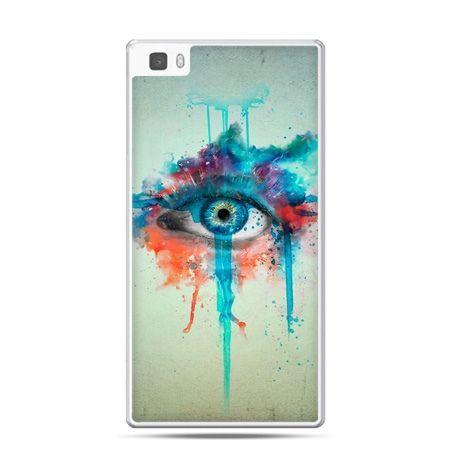 Huawei P8 Lite etui oko