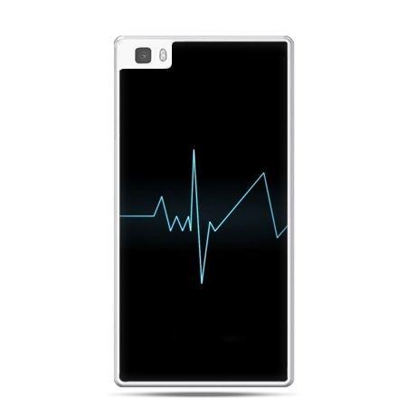 Huawei P8 Lite etui linia życia