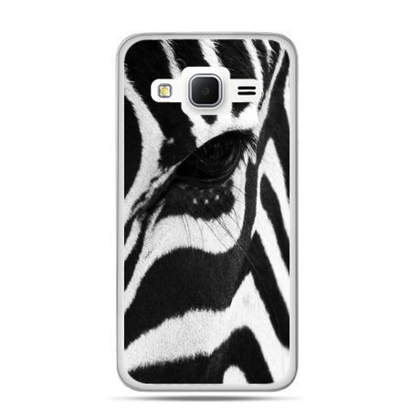 Galaxy Grand Prime etui zebra