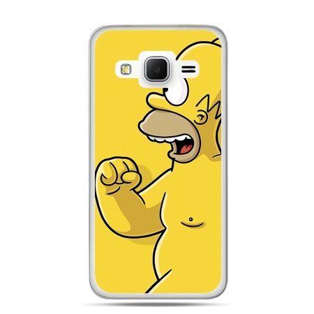 Galaxy Grand Prime etui Homer Simpson