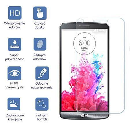 LG G2 hartowane szkło ochronne na ekran 9h