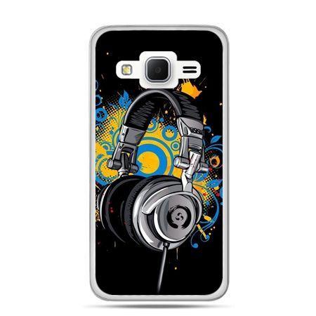 Galaxy Grand Prime etui słuchawki