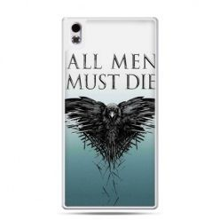 HTC Desire 816 etui all men must die