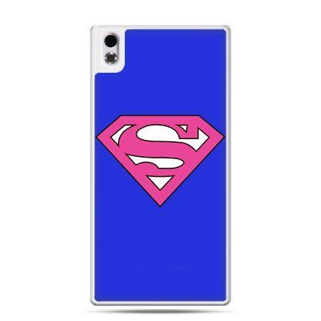 HTC Desire 816 etui Supergirl