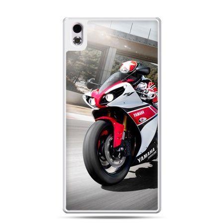 HTC Desire 816 etui motocykl ścigacz