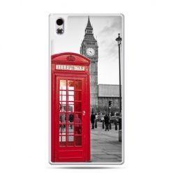 HTC Desire 816 etui Big Ben Londyn