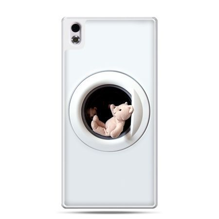 HTC Desire 816 etui miś w pralce