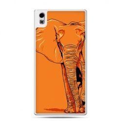 HTC Desire 816 etui słoń