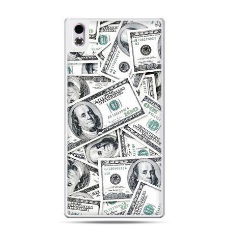 HTC Desire 816 etui dolary banknoty