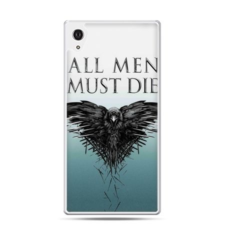 Etui Xperia Z4 all men must die