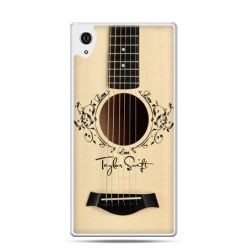 Etui Xperia Z4 Taylor Swift gitara