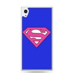 Etui Xperia Z4 Supergirl