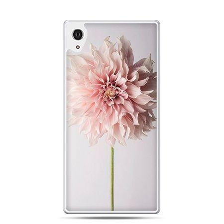 Etui Xperia Z4 kwiat dali różowy