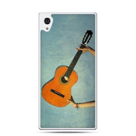Etui Xperia Z4 gitara