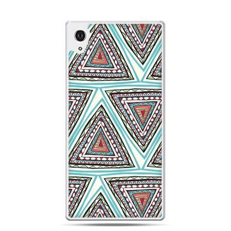Etui Xperia Z4 Azteckie trójkąty