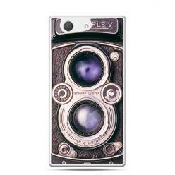 Xperia Z4 compact etui aparat Rolleiflex