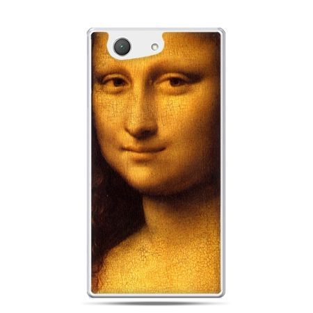 Xperia Z4 compact etui Mona Lisa Da Vinci