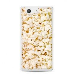 Xperia Z4 compact etui popcorn