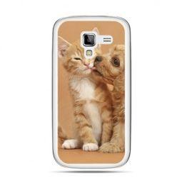 Galaxy Ace 2 etui jak pies i kot