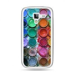 Galaxy Ace 2 etui kolorowe farbki