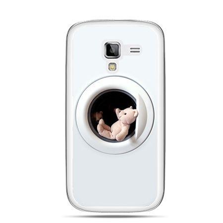 Galaxy Ace 2 etui miś w pralce