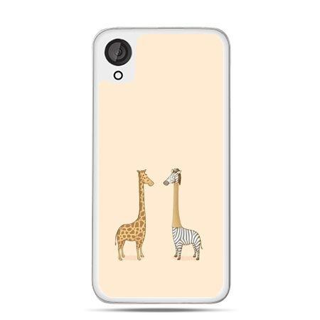 Etui dla Desire 820 żyrafy