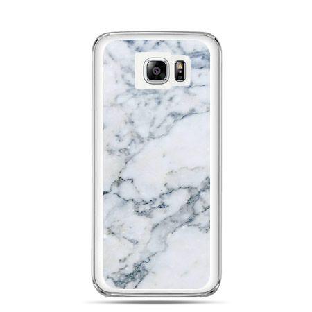 Galaxy Note 5 etui biały marmur