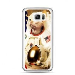 Galaxy Note 5 etui kot astronauta